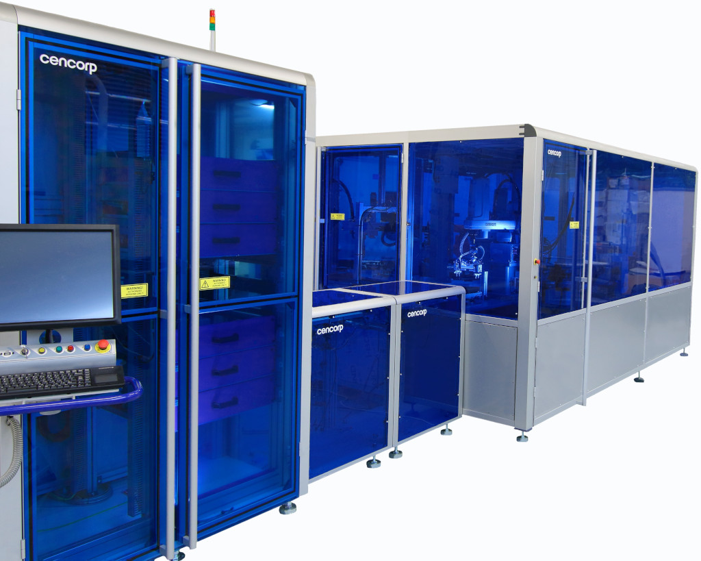Turnkey solution for ECU unit manufacturing